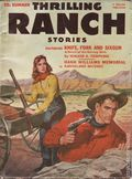 Thrilling Ranch Stories (1933-1953 Standard) Pulp Vol. 45 #3