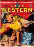 Star Western (1933-1954 Popular) Pulp Vol. 35 #4
