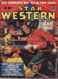 Star Western (1933-1954 Popular) Pulp Vol. 36 #3