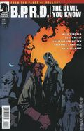 BPRD The Devil You Know (2017 Dark Horse) 11A