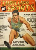 Thrilling Sports (1936-1951 Standard) Pulp Vol. 1 #1