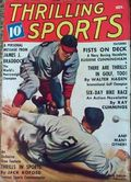 Thrilling Sports (1936-1951 Standard) Pulp Vol. 1 #2