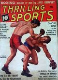 Thrilling Sports (1936-1951 Standard) Pulp Vol. 2 #2