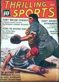 Thrilling Sports (1936-1951 Standard) Pulp Vol. 3 #3