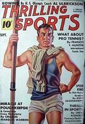 Thrilling Sports (1936-1951 Standard) Pulp Vol. 4 #1