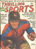 Thrilling Sports (1936-1951 Standard) Pulp Vol. 4 #3