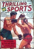 Thrilling Sports (1936-1951 Standard) Pulp Vol. 5 #2