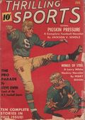 Thrilling Sports (1936-1951 Standard) Pulp Vol. 6 #2