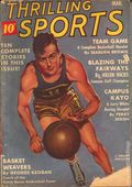 Thrilling Sports (1936-1951 Standard) Pulp Vol. 6 #3