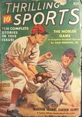Thrilling Sports (1936-1951 Standard) Pulp Vol. 7 #1