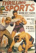 Thrilling Sports (1936-1951 Standard) Pulp Vol. 7 #3