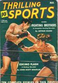 Thrilling Sports (1936-1951 Standard) Pulp Vol. 8 #3