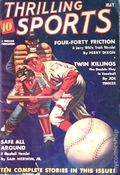 Thrilling Sports (1936-1951 Standard) Pulp Vol. 9 #1