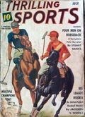 Thrilling Sports (1936-1951 Standard) Pulp Vol. 9 #2