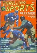 Thrilling Sports (1936-1951 Standard) Pulp Vol. 10 #1