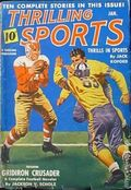 Thrilling Sports (1936-1951 Standard) Pulp Vol. 10 #2