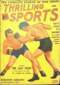 Thrilling Sports (1936-1951 Standard) Pulp Vol. 10 #3