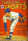Thrilling Sports (1936-1951 Standard) Pulp Vol. 11 #1