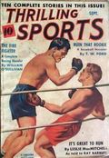 Thrilling Sports (1936-1951 Standard) Pulp Vol. 11 #3