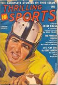 Thrilling Sports (1936-1951 Standard) Pulp Vol. 12 #2