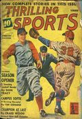 Thrilling Sports (1936-1951 Standard) Pulp Vol. 13 #1