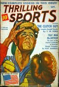 Thrilling Sports (1936-1951 Standard) Pulp Vol. 13 #2