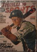 Thrilling Sports (1936-1951 Standard) Pulp Vol. 16 #1