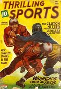Thrilling Sports (1936-1951 Standard) Pulp Vol. 16 #2