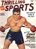 Thrilling Sports (1936-1951 Standard) Pulp Vol. 17 #1