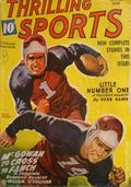 Thrilling Sports (1936-1951 Standard) Pulp Vol. 17 #2