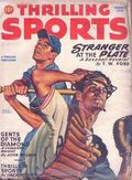 Thrilling Sports (1936-1951 Standard) Pulp Vol. 19 #1