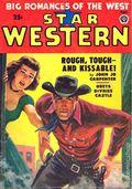 Star Western (1933-1954 Popular) Pulp Vol. 50 #4