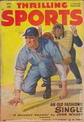 Thrilling Sports (1936-1951 Standard) Pulp Vol. 21 #2