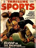 Thrilling Sports (1936-1951 Standard) Pulp Vol. 22 #1