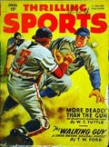 Thrilling Sports (1936-1951 Standard) Pulp Vol. 22 #2