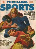 Thrilling Sports (1936-1951 Standard) Pulp Vol. 23 #1