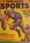 Thrilling Sports (1936-1951 Standard) Pulp Vol. 23 #2