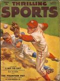 Thrilling Sports (1936-1951 Standard) Pulp Vol. 25 #4