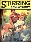 Stirring Adventures (1941-1942 Albing Publications) Pulp Vol. 1 #1