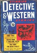 Stirring Detective and Western Stories (1940-1941 Albing) Pulp Vol. 1 #3