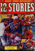 12 Adventure Stories (1938-1939 Ace) Pulp Dec 1938