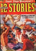 12 Adventure Stories (1938-1939 Ace) Pulp Mar 1939