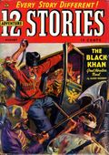 12 Adventure Stories (1938-1939 Ace) Pulp Aug 1939