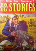 12 Adventure Stories (1938-1939 Ace) Pulp Oct 1939