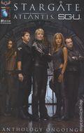 Stargate Atlantis Universe Anthology (2018 American Mythology) 1C