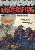 Under Fire (1928-1929 Magazine Publishers) Pulp Vol. 1 #2