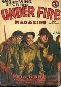 Under Fire (1928-1929 Magazine Publishers) Pulp Jan 1929