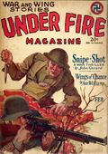 Under Fire (1928-1929 Magazine Publishers) Pulp Vol. 2 #1