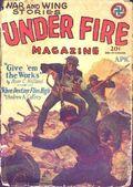 Under Fire (1928-1929 Magazine Publishers) Pulp Vol. 2 #3