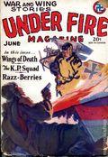 Under Fire (1928-1929 Magazine Publishers) Pulp Vol. 3 #1